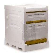 Комплект Дадан с одним Магазином (Bee-Box)