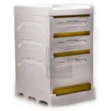 Комплект Дадан с двумя Магазинами (Bee-Box)