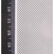 Сетка оцинкованная. Ромб 1х1 мм. 1 пог. метр.