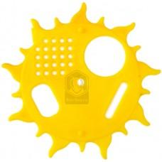 """Летковый заградитель """"Солнышко"""" желтое"""