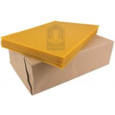 Вощина ДАДАН Тамбовская в упаковке 5 кг