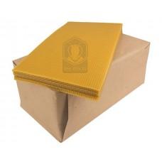Вощина РУТ Тамбовская в упаковке 5 кг