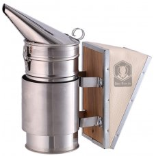 Дымарь DP2 нержавеющий (с защитой и стаканом)