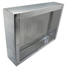 Изолятор на 2 рамки Дадан с металлической сеткой (оцинк)