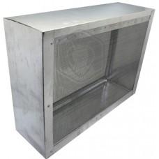 Изолятор на 3 рамки Дадан с металлической сеткой (оцинк)