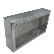 Изолятор на 2 рамки Рут с металлической сеткой (оцинк)