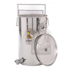 Бак c фильтрами грубой и тонкой очистки (45 кг) Logar