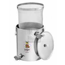 Бак c фильтром тонкой очистки (30 кг) Logar