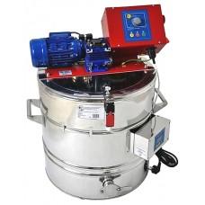 Кремовалка 100 литров 220 вольт, с подогревом Lyson