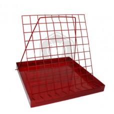 Ванночка для распечатки сотов окрашенная (металл)