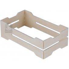 Рамка 67×115×37 для магазина c универсальными пазами из шпона (50 штук)