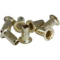 Втулки для рамок медненные (сталь, диаметр 3 мм, 100 г.)