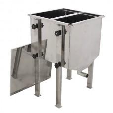 Стол для распечатки усиленный 500 мм (нерж.)