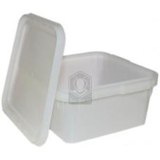 Куботейнер (12 литров) белый