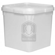 Куботейнер (23 литра) белый