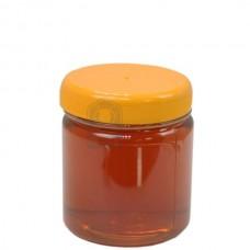 Банка круглая на 250 г. мёда (за штуку)