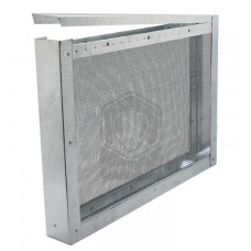 Изолятор на 1 рамку Дадан с металлической сеткой (оцинк)