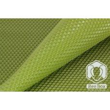"""Цветная вощина """"Зелёный папоротник"""", за 1 КГ"""