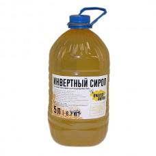 """Готовый инвертный сироп """"Пчелит-Актив"""" (2:1) 5 л/6,7 кг"""
