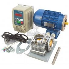 Электропривод с редукто-ром 220 вольт (ЭПМ-220в)